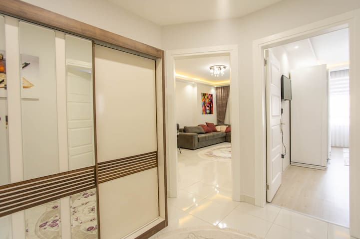 Apartments 1+1 , 70metrs all inclusive