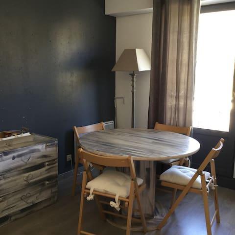 Agréable et confortable studio - Saint-Étienne-de-Tinée - Pis