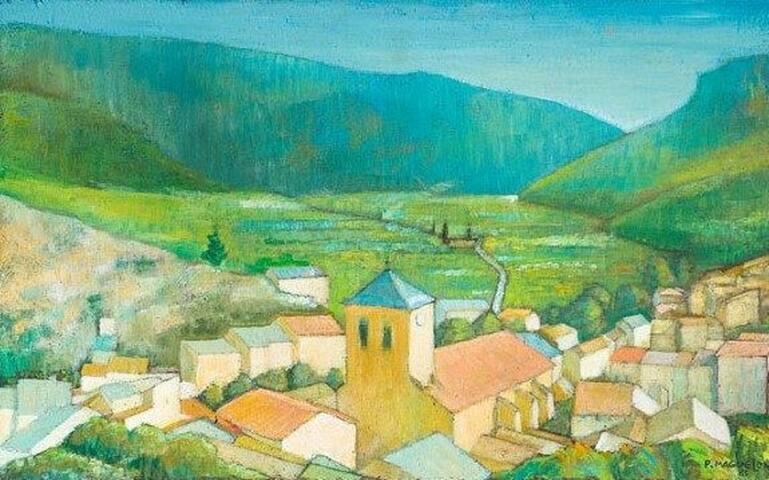 Atelier d'Artiste  au cœur de la montagne Noire...