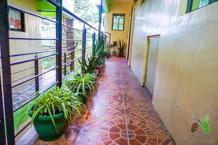 Eljjov's Baguio Transient House Unit 31