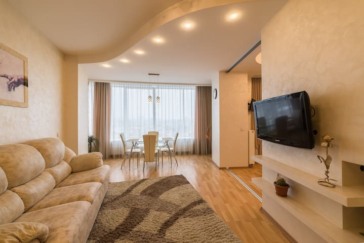 Most City Apartments with Balcony