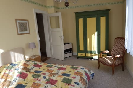 bedroom-Kitchen, close to European Institutions - Strasbourg - Apartment