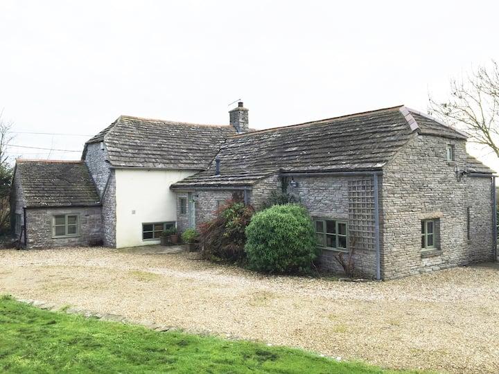 Weston Farm Cottage for larger groups