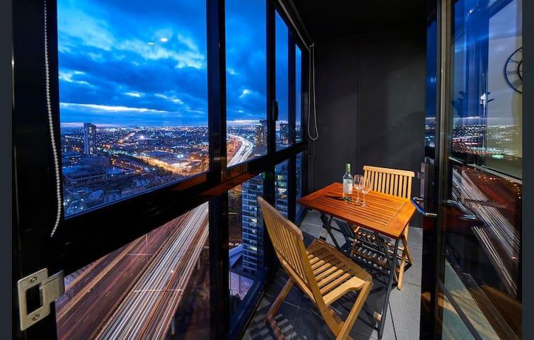 25th Floor | Crown Casino | SPA | Car Park | View
