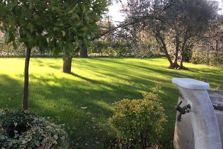 La Veranda sul Giardino - Corinaldo