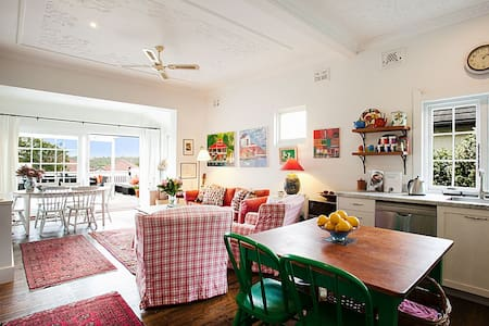 Sydney escapes - cosy cottage near Middle Harbour
