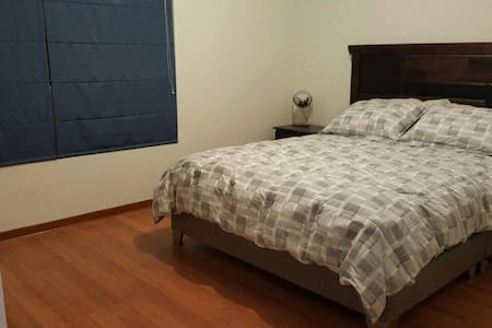 Master Bedroom & Bath close to Lima's INTL Airport