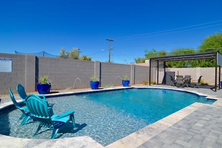 Tempe Dr House, Heated Pool by ASU & Scottsdale