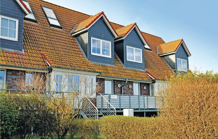 Holiday apartment with 1 bedroom on 39m² in Insel Poel/Timmendorf