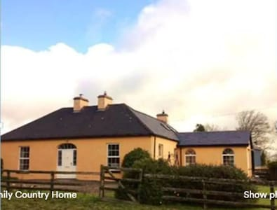 Family- Friendly  Country Home Room 3 - Newcastle West