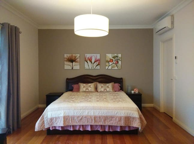 Luxury Private Master room - Mount Waverley - Casa