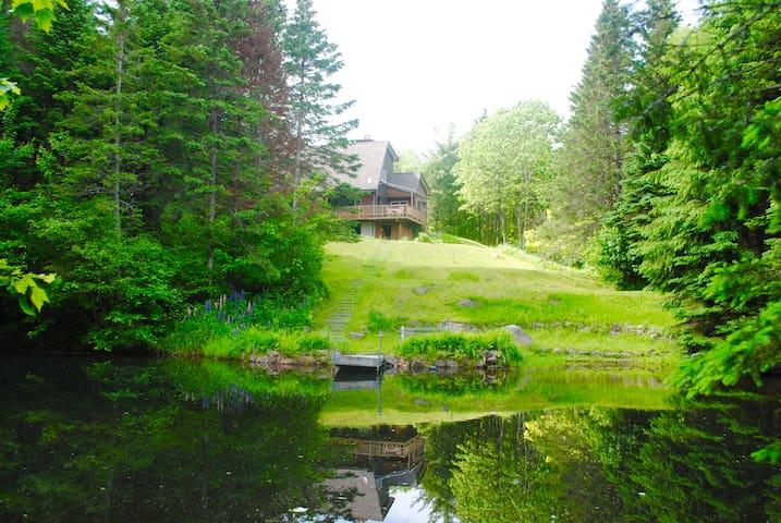 Chambre privée - Sublime Maison Lac aux Lilas