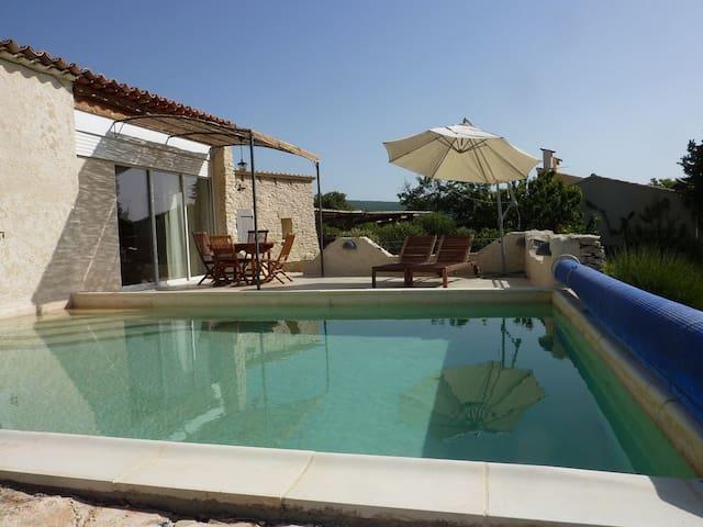 Gîte de 90 m2 en Haute Provence - Simiane-la-Rotonde - Casa