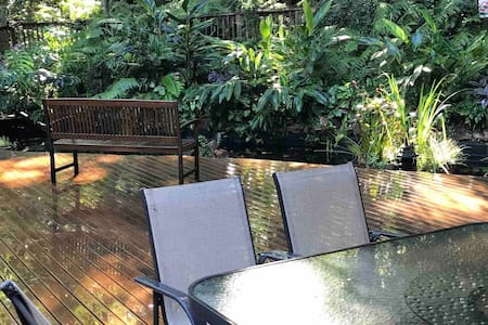 Valentine tree house, guest suite, private entry