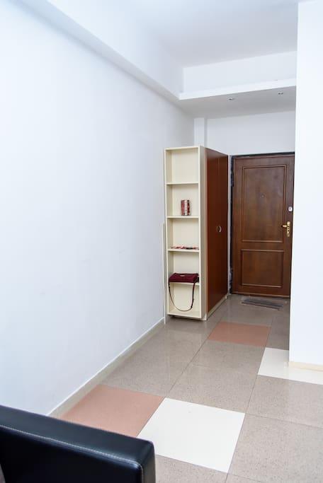 Entrance-corridor