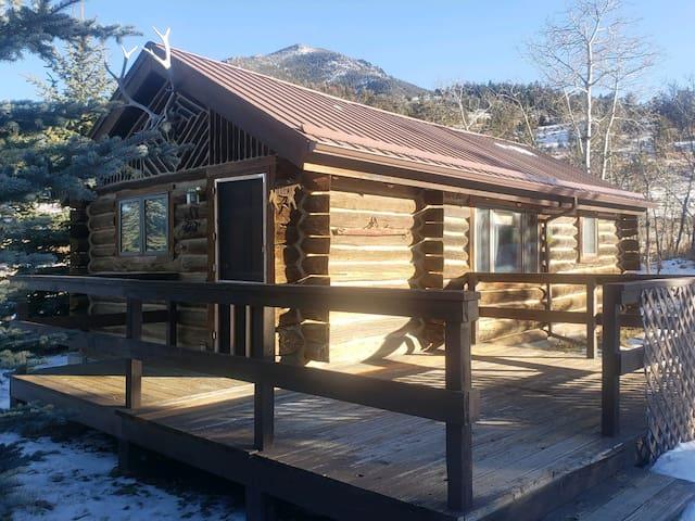 Alpbach Cabins Unit #1