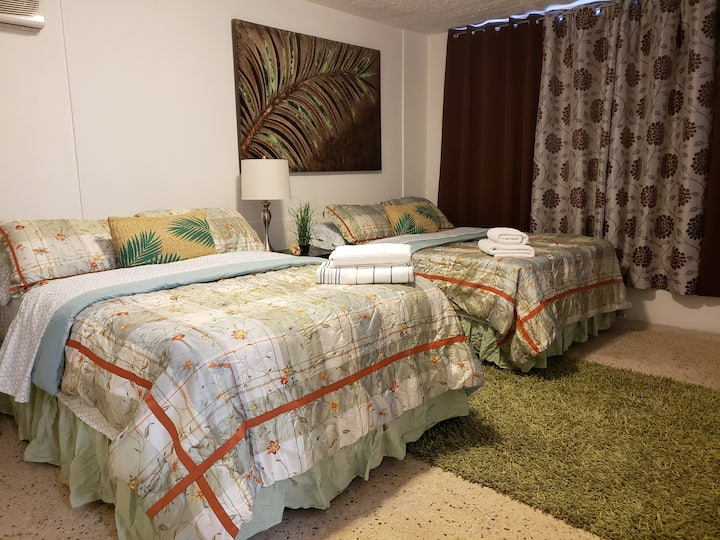 Caparra Vacation Apartments| Bayamon|1 room_2 beds