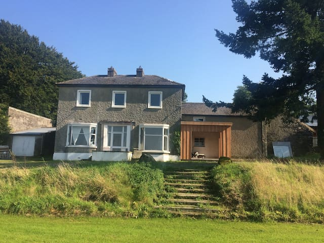 Big Traditional Farm House in Co Wicklow - Wicklow
