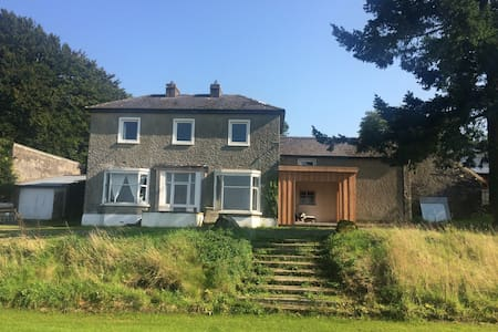 Big Traditional Farm House in Co Wicklow - Wicklow - Rumah