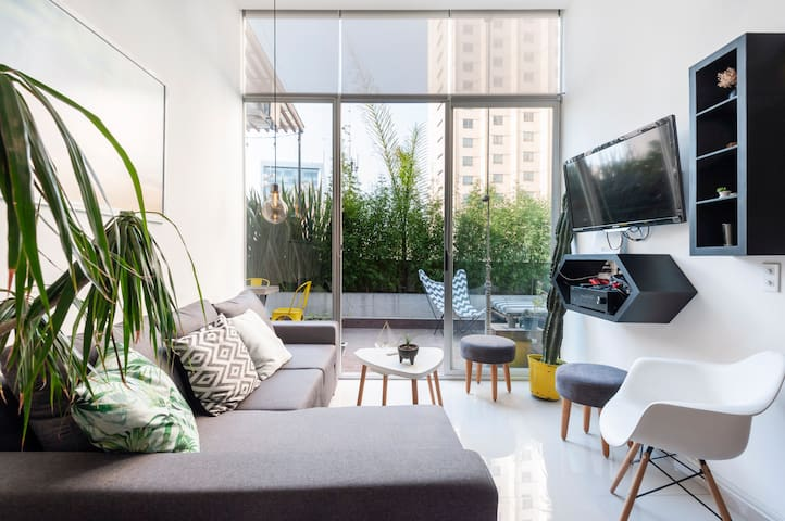Modern & beautiful PH apartment Mexico City