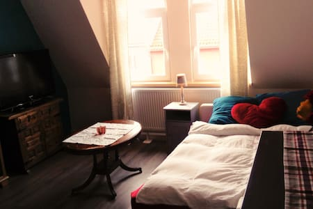 Spacious room close to the center - Nürnberg - Pis