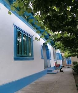 """""""La Babica"""" Traditional house of Danube Delta"""