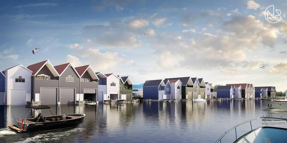 Het Boothuis Harderwijk