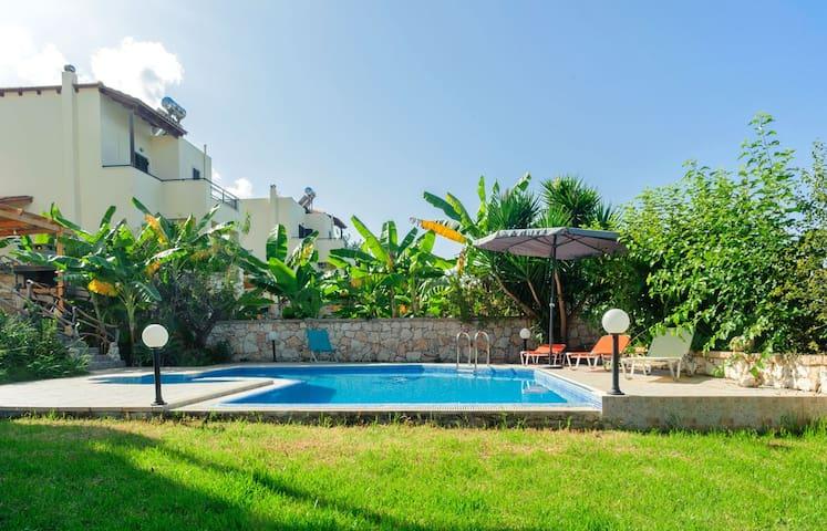 Gavalochori Villa with 2 bedrooms and private pool - Gavalohori - Villa