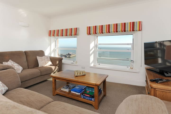 Viking View Luxury 2 bedroom apartment with fantastic panoramic sea views - Broadstairs - Apartamento