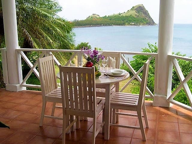 Villa on the Beach - Gros Islet - Pis