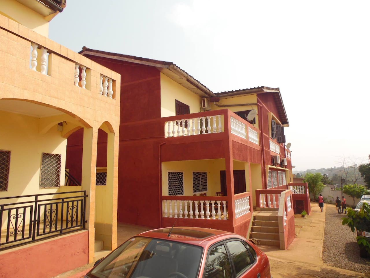 Appartement Meubl Calme S Curis Centre 10min Flats For Rent  # Meuble Tv Yaounde