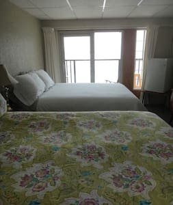 Oceanside room with  balcony & ocean view - Sointula - Lain-lain