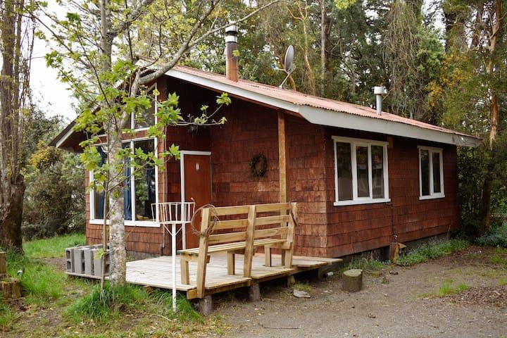 Cabaña familiar N°3 a orillas del Lago Llanquihue