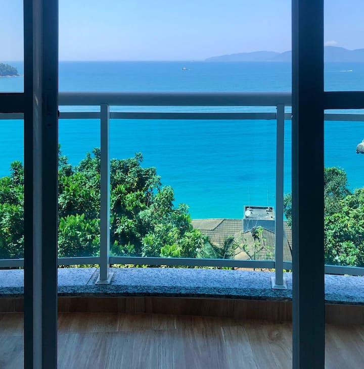 Espetacular Porto Real Suites. Vista Maravilhosa