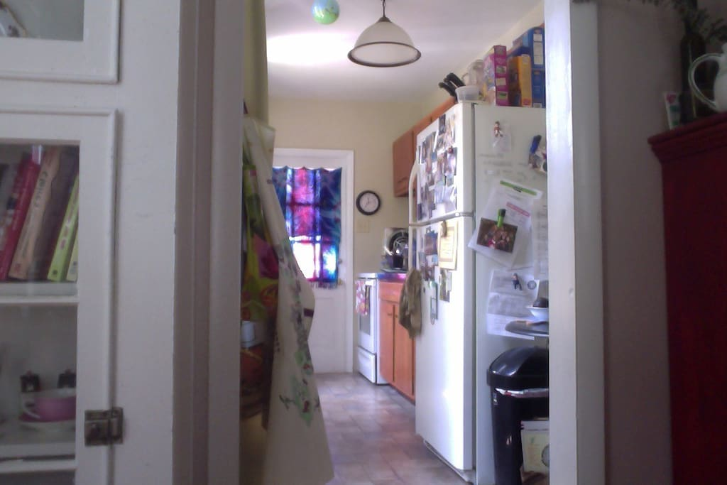 Another kitchen view.