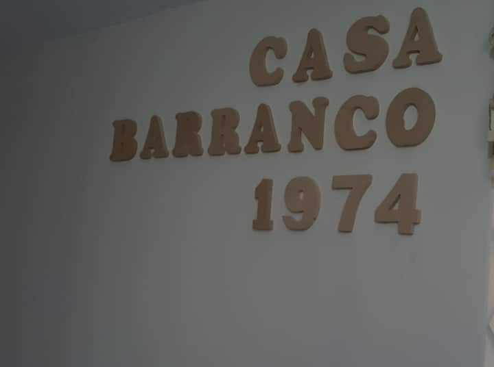 CASA BARRANCO 74.