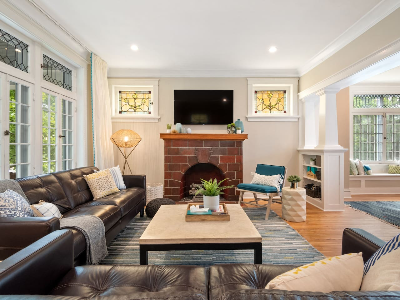 Our newly remodeled home is perfect for your family getaway! Cable tv included, toys, books and games for your enjoyment.