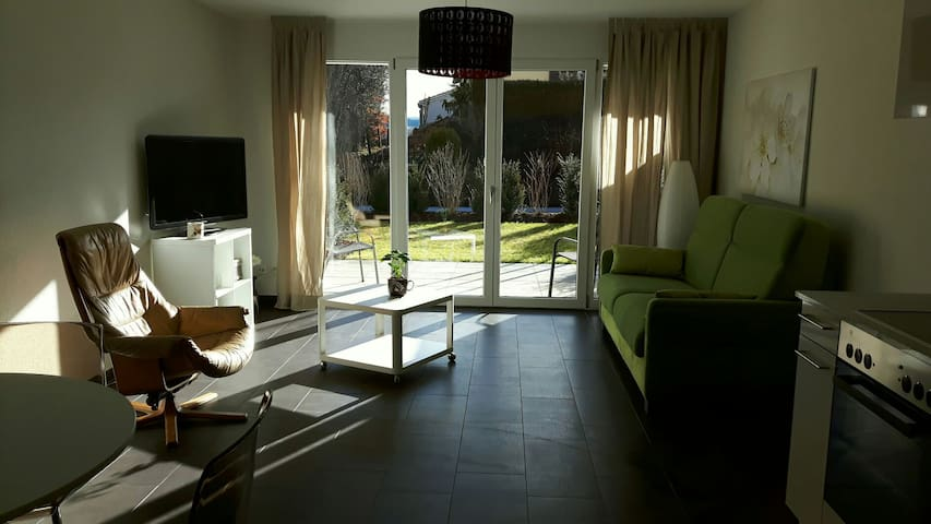 New private apartment with terrace and parking