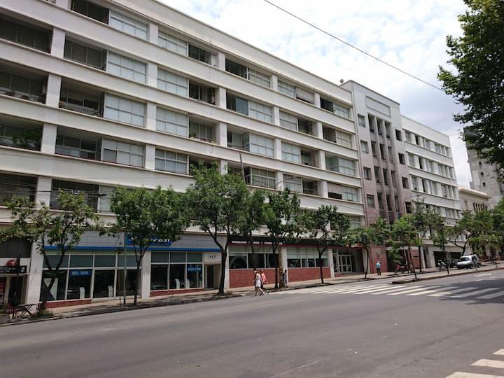 Apartamento de categoría, San Telmo-Barracas