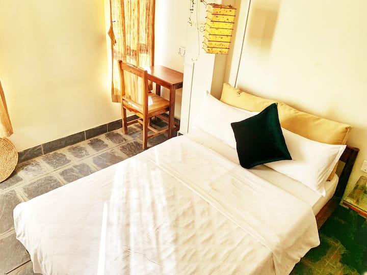 Hotel Darwin Near Thamel Single room  rooftop