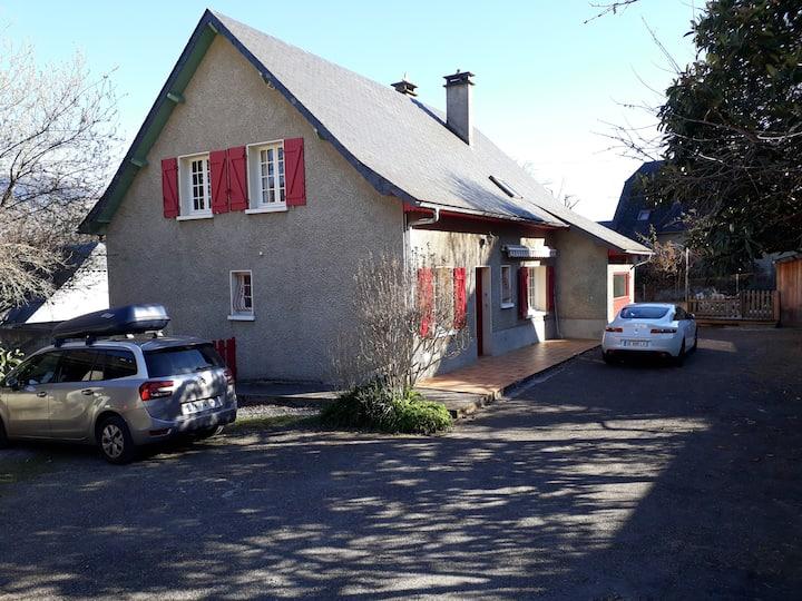Big family house close to Argelès-Gazost/Lourdes