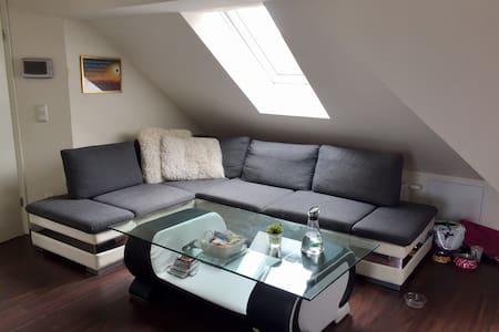 Moderne Wohnung in der Wunderburg - Bamberg - Osakehuoneisto