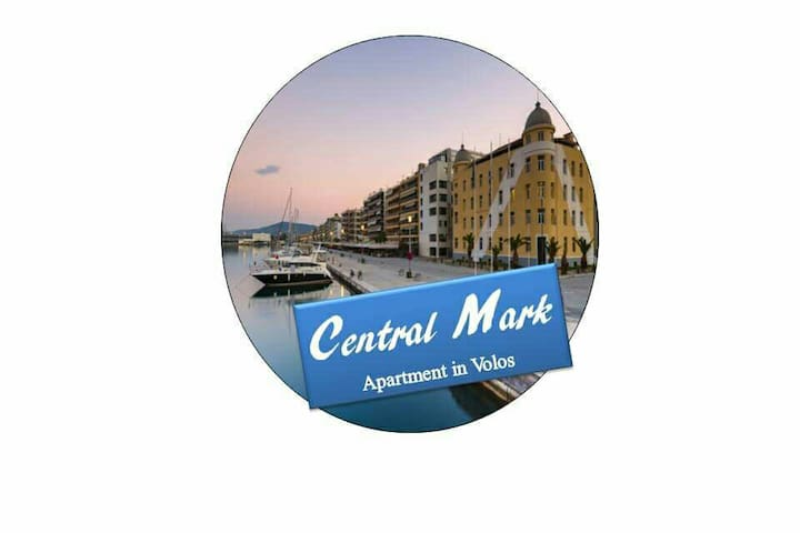Central Mark Double