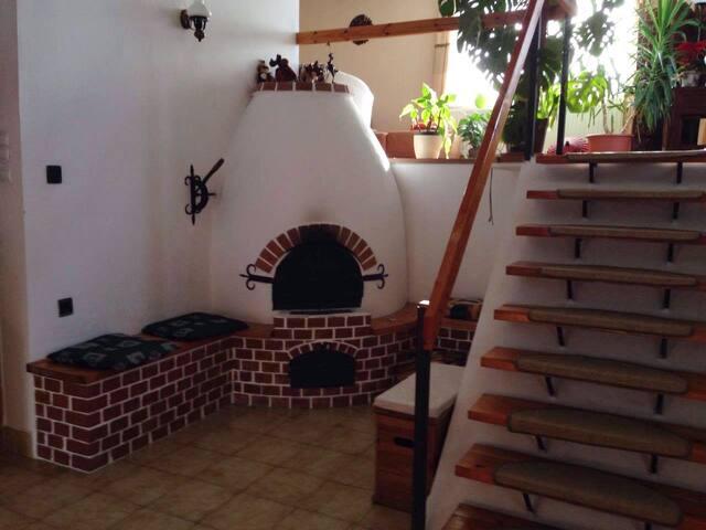 Cozy home close to Budapest
