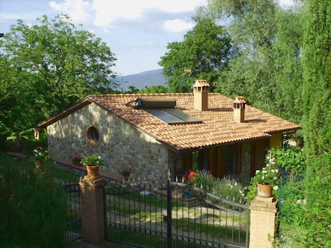 """""""il laghetto"""" Holiday home with lake, Tuscany"""