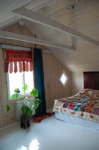 Your own room in a Familyhouse