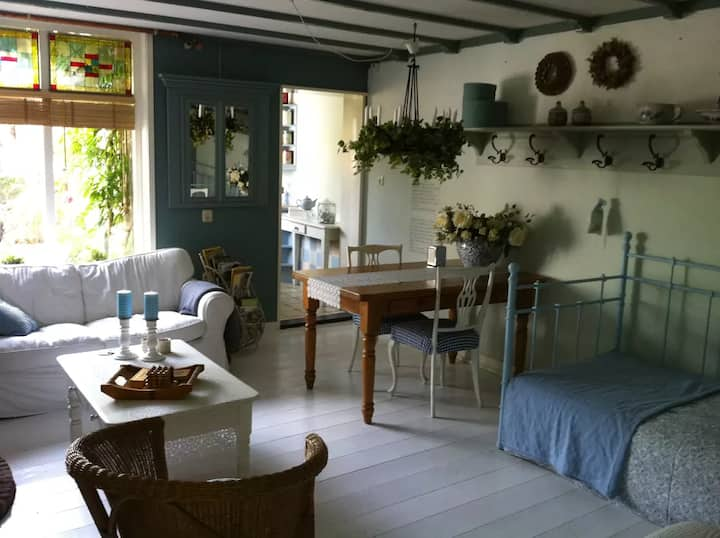 Bed & Breakfast in vestingstad Nieuwpoort ZH
