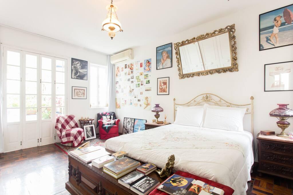 Quarto Marilyn /  Room Marilyn