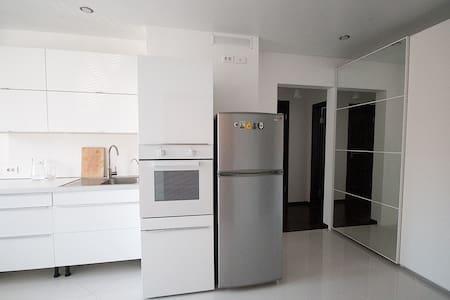 Светлая тихая 3х комн квартира 62м2 - Chelyabinsk - Apartmen