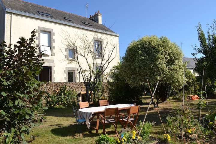 chambre confortable - Lorient - Bed & Breakfast